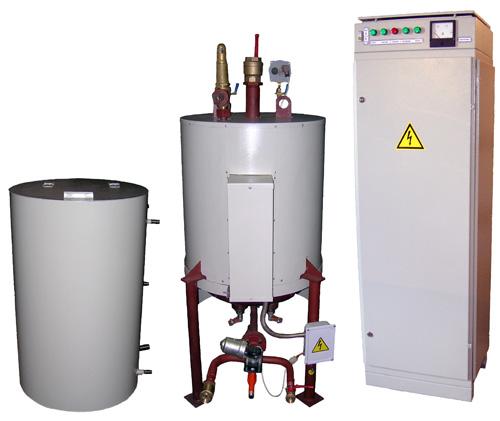Промышленные парогенераторы и электрические водогрейные котлы