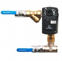 Смесительный узел для воздухоохладителя (схема 1)