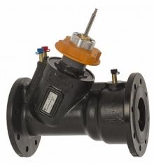 Клапан балансировочный регулирующий комбинированный IMI TA Modulator чугунный фланцевый