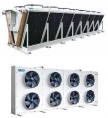Выносные конденсаторы для работы с чиллерами GBE