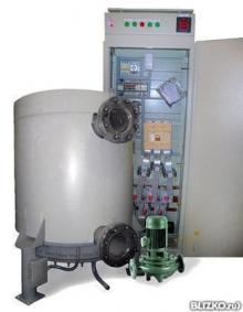 Котлы электрические водогрейные КЭВ-Т тэновые