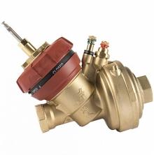 Клапан балансировочный регулирующий комбинированный IMI TA-FUSION-P, латунный (AMETAL), PN16, резьба