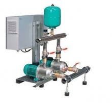 Насосные установки Wilo серии COR-MHI/SKw