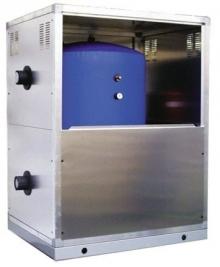 Моноблочный гидромодуль DGM-200R с аккумулирующим баком