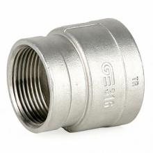 Фитинг: Муфта GENEBRE 0240 нерж. сталь, резьбовой, PN20