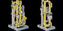 R-2 Узел вводного газового оборудования