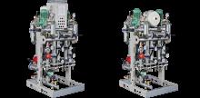 R-4 Узел оборудования горячего водоснабжения