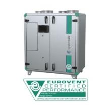 Приточно-вытяжной агрегат Topvex TR03 EL-R-CAV