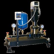 Автоматизированные повысительные насосные установки для систем водоснабжения АНУ-МОНО