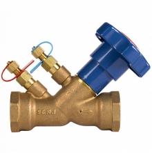 Клапан балансировочный VIR 9505 бронзовый резьбовой PN25