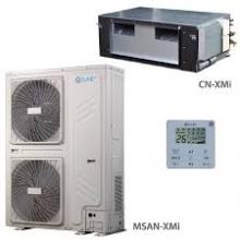 Двухсекционный реверсивный тепловой насос POWERDuct S-XMi