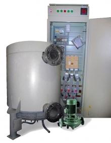 Электрические высоковольтные котлы водогрейные ЭВКВ