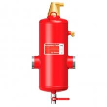 Сепаратор воздуха и шлама Flamco Flamcovent Clean S стальной под приварку PN10