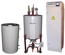 Парогенераторы электрические промышленные КЭП электродные